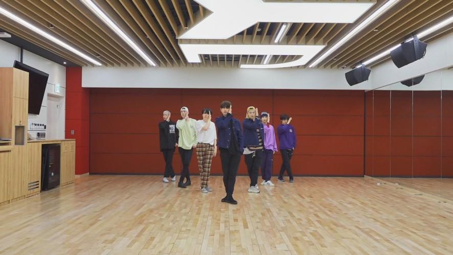 "GOT7 ""AURA"" Dance Practice"