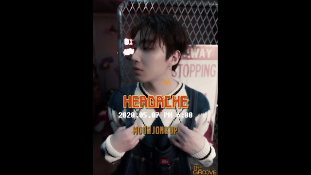 Moon Jongup [Headache] Audio Teaser