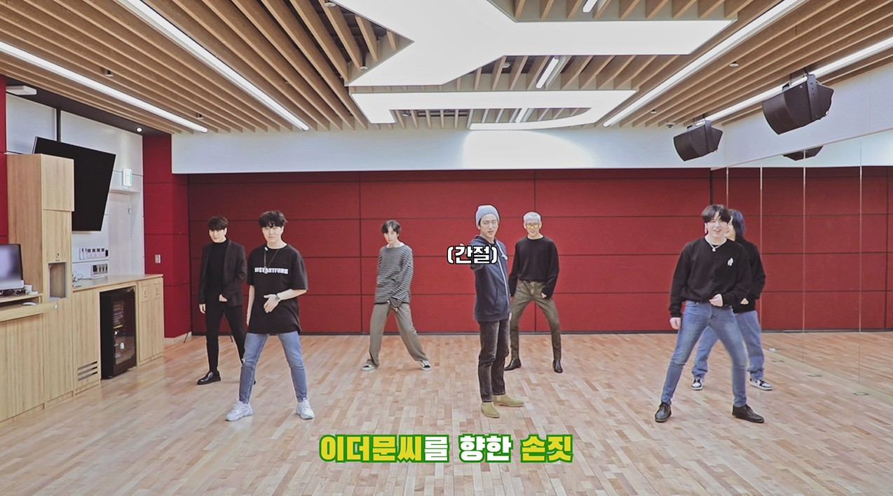 "GOT7(갓세븐) ""NOT BY THE MOON"" Dance Practice (나빠이더문 Ver.)"