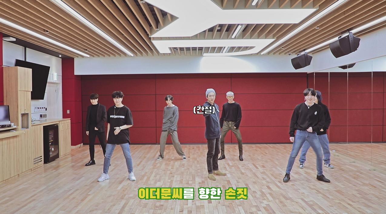 "GOT7(갓세븐) ""NOT BY THE MOON"" Dance Practice (나빠이더문 Ver.)"