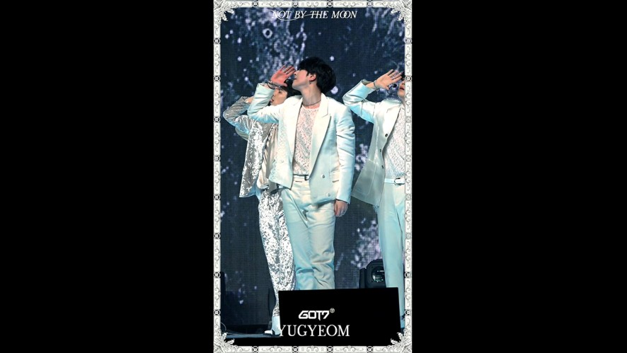 """GOT7(갓세븐) """"NOT BY THE MOON"""" #Yugyeom @ LIVE PREMIERE"""