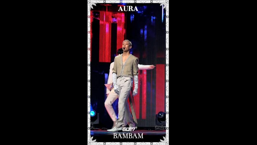 "GOT ""AURA"" #BamBam @ LIVE PREMIERE"