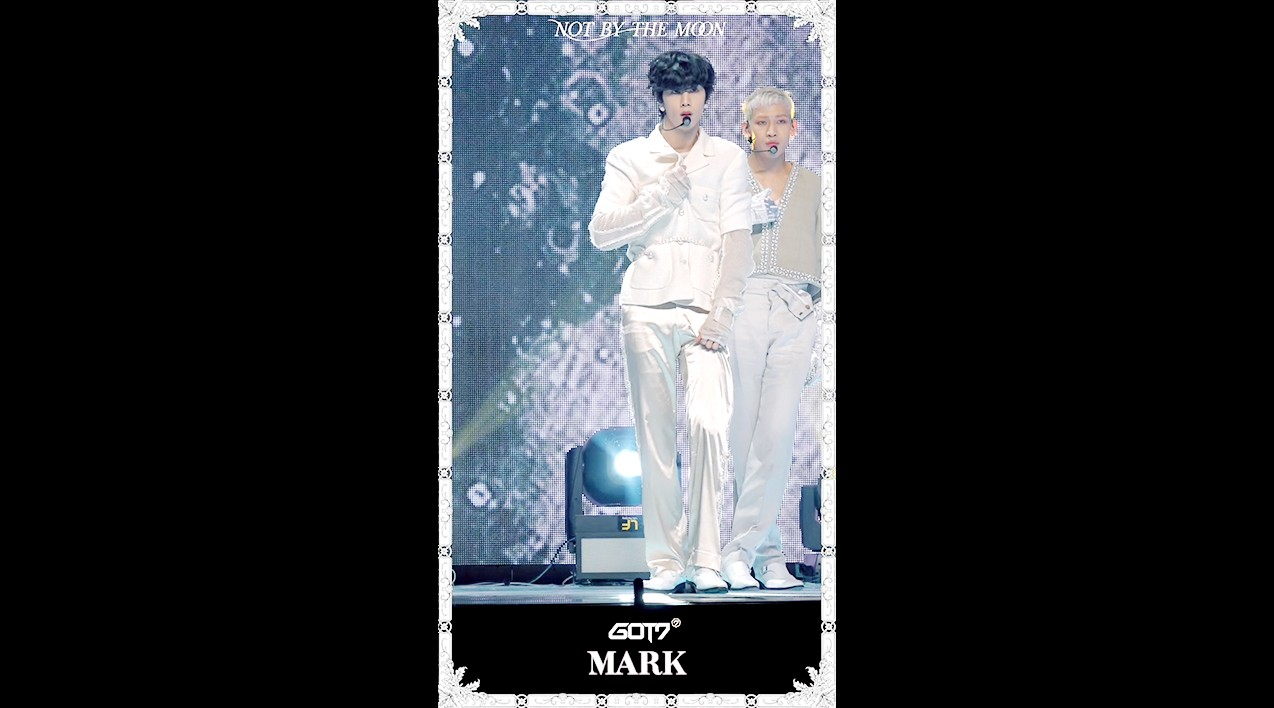 "GOT7(갓세븐) ""NOT BY THE MOON"" #MARK @ LIVE PREMIERE"