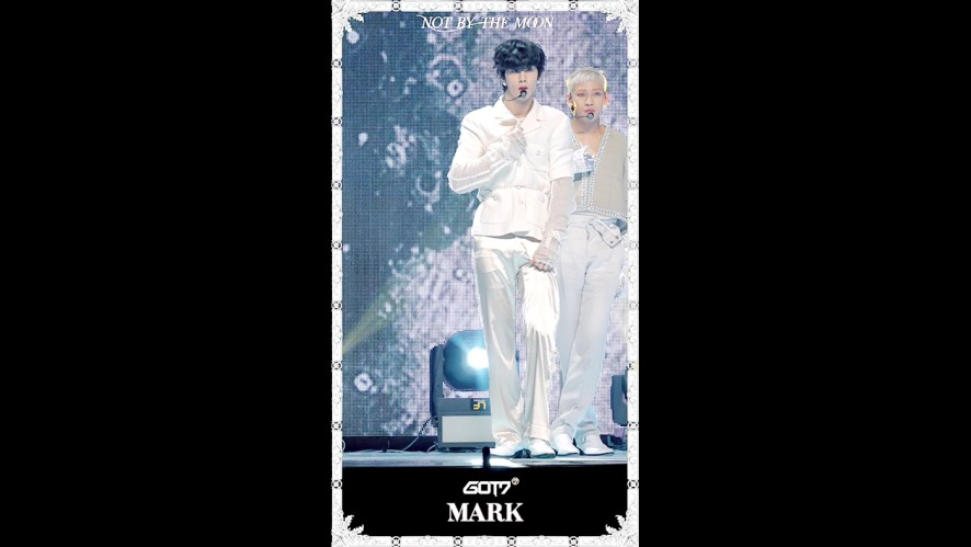 """GOT7(갓세븐) """"NOT BY THE MOON"""" #MARK @ LIVE PREMIERE"""