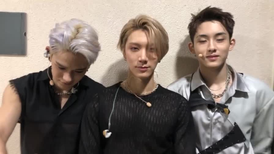 TEN & LUCAS & WINWIN LIVE Highlights- #WayV - Beyond the Vision