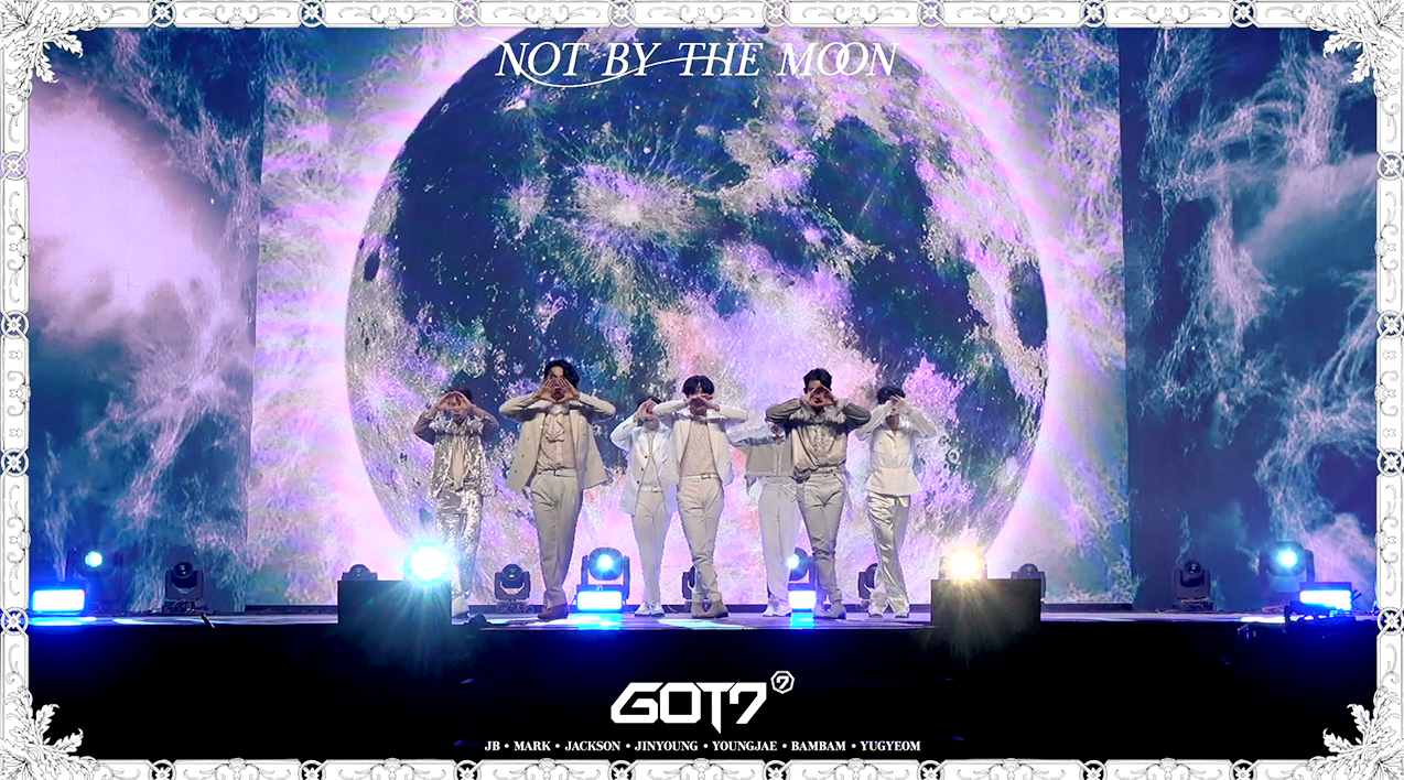 "GOT7(갓세븐) ""NOT BY THE MOON"" @ LIVE PREMIERE"