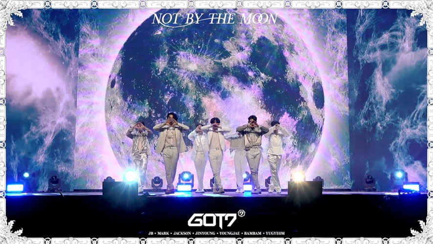 """GOT7(갓세븐) """"NOT BY THE MOON"""" @ LIVE PREMIERE"""
