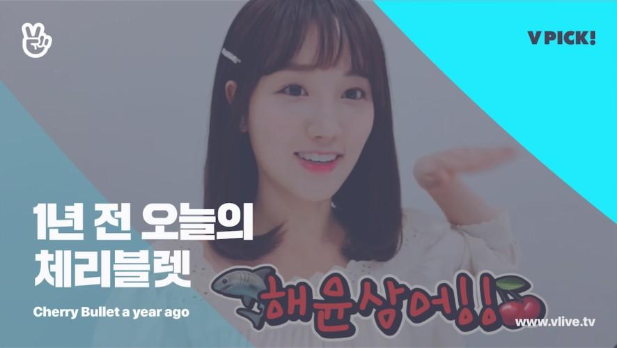Cherry Bullet HAEYOON singing songs a year ago💭