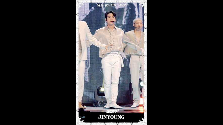 "GOT7(갓세븐) ""NOT BY THE MOON"" #Jinyoung @ LIVE PREMIERE"