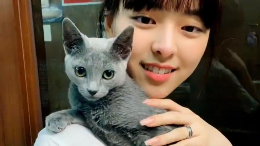 [ #Yuna] Came Back Again...!