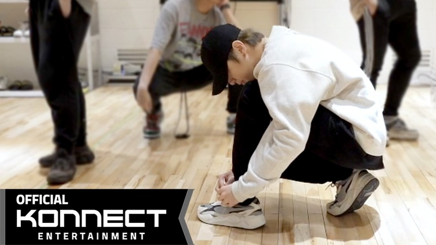 [Dance Practice] 강다니엘 (KANGDANIEL) - 2U
