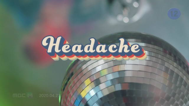 Moon Jongup [HEADACHE] Official MV