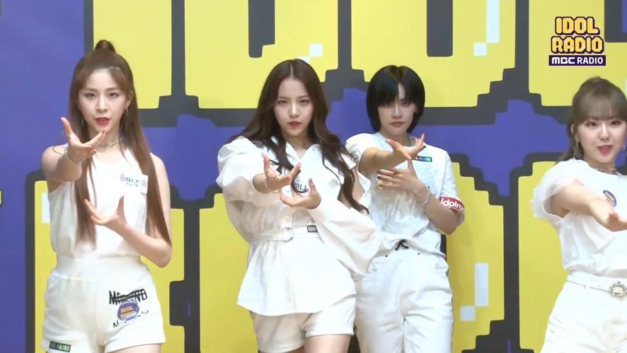 """공원소녀의 """"BAZOOKA!"""" 퍼포먼스!"""