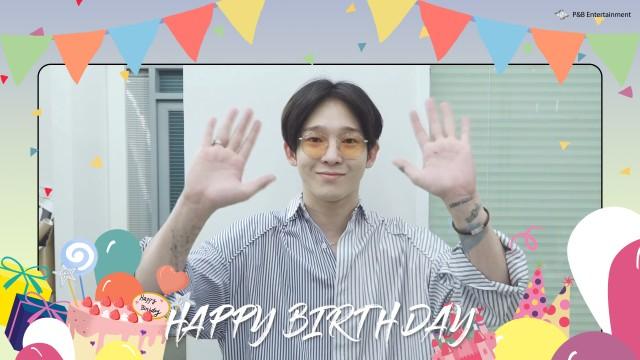 [💌P&B] Relay Message from TAEHYUN 🎉Happy Birthday to TAEWOO🎉