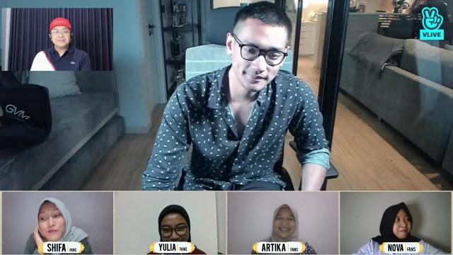 [V PICK!] Afgan Akan Kolaborasi Dengan Penyanyi Korea?