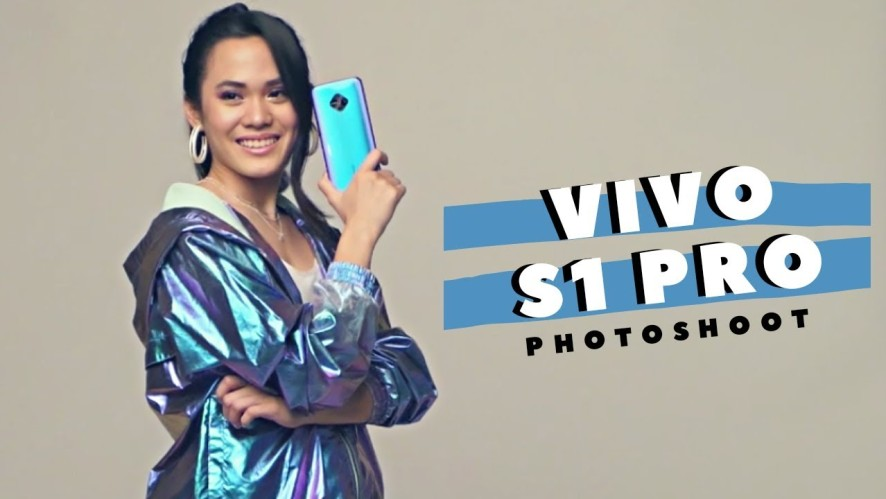 vivo S1 Pro photoshoot, clearly my style!