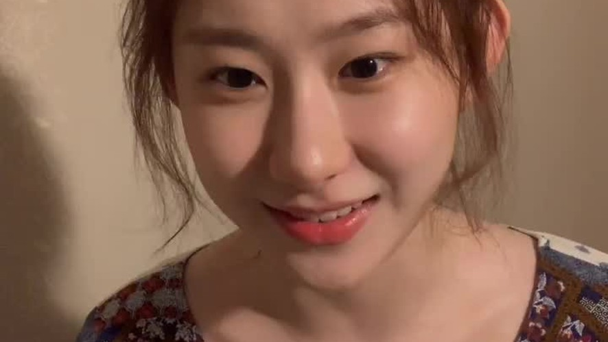 [ #Chaeryeong ] Hushaby MIDZY 💕