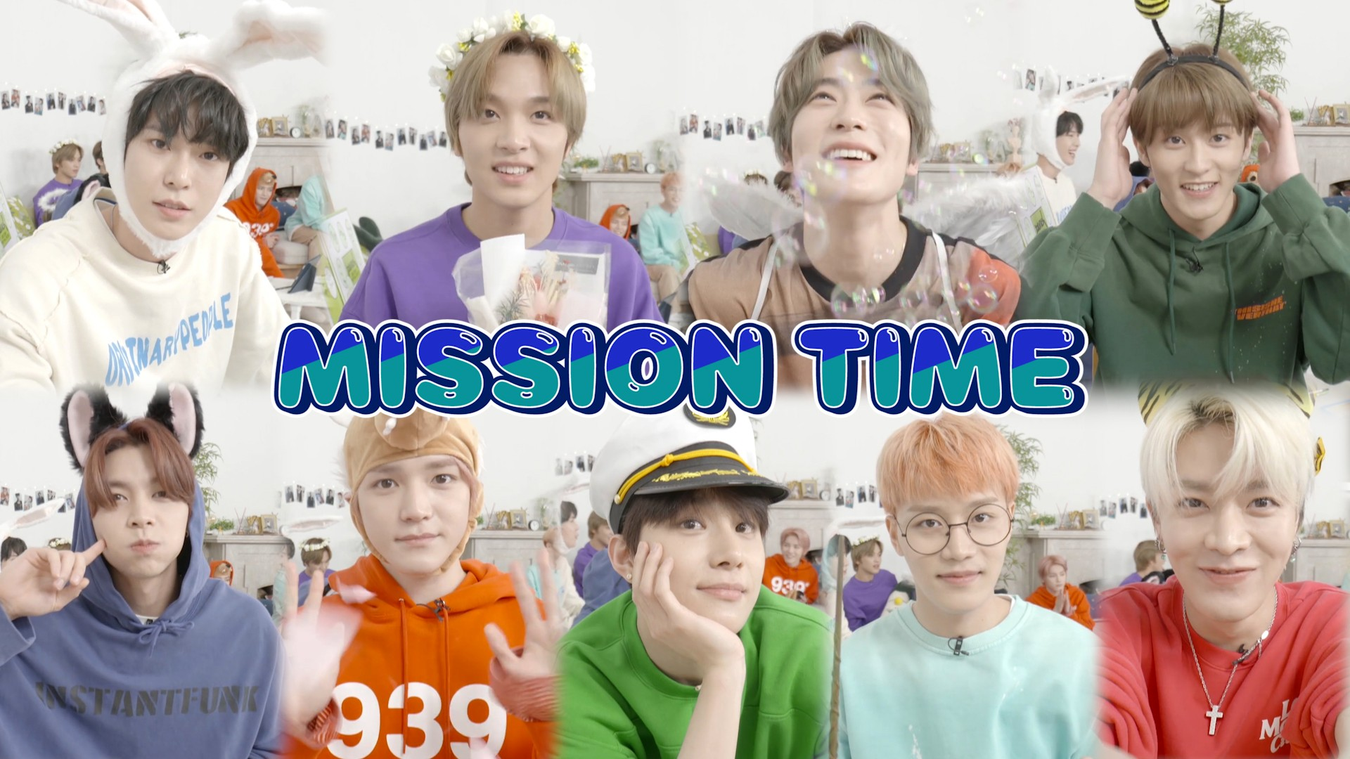 [NCT] (펀)하고 (치)명적인 미션타임도 완벽하게 컴플리트!🥊👍 (NCT doing comeback mission time)