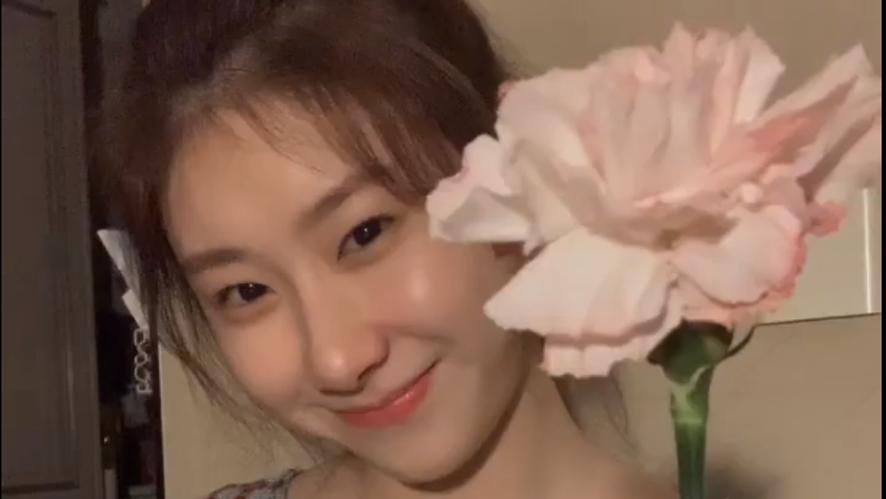 [ #Chaeryeong ] Ryeongchae's Good Night💕