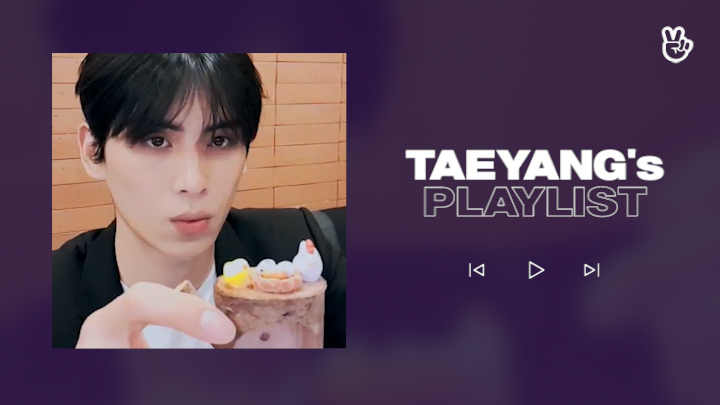 [VPICK! Playlist] SF9 TAEYANG's Play List🌞🎶