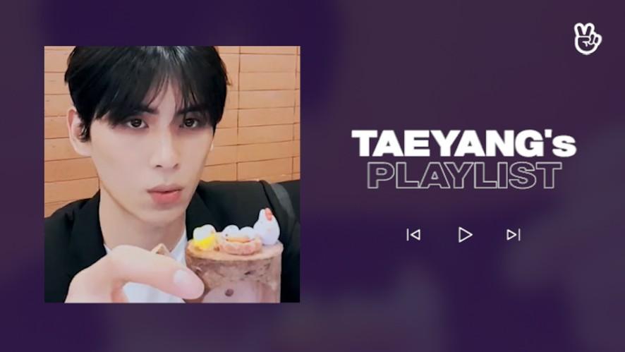 [VPICK! Playlist] SF9 TAEYANG's Play List🌞🎶