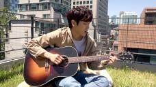 AIVAN(아이반) - '이번 봄이 가기 전까지' (Rooftop Live Ver.)