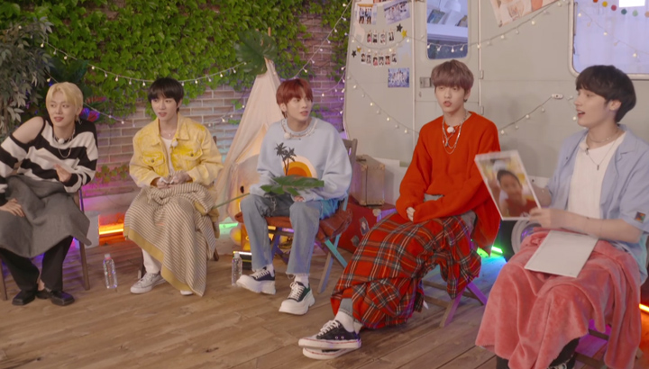 [Full] TXT COMEBACK! TALK X TOGETHER