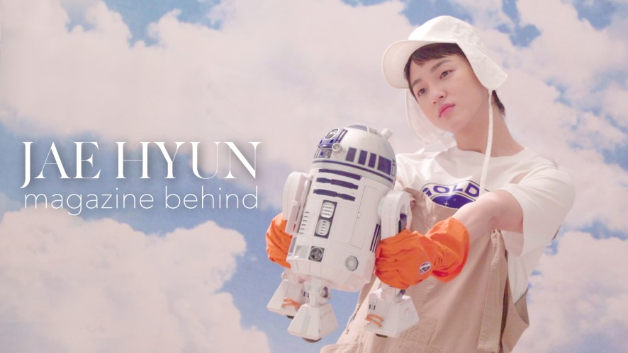 It's Not a Sin to Fall for Bong Jae Hyun~!   Behind Jae Hyun's Pictorial (First Look & Singles