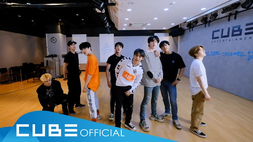 PENTAGON - Road to Kingdom👑 1st Stage 'Very Good (PENTAGON Ver.)' (Choreography Practice Video)