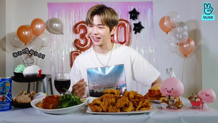 ☆I Welcome You to Daniel's HOME PARTY☆