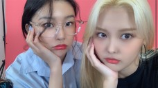 Hyebin and Ahin's Makeup Show💄💋