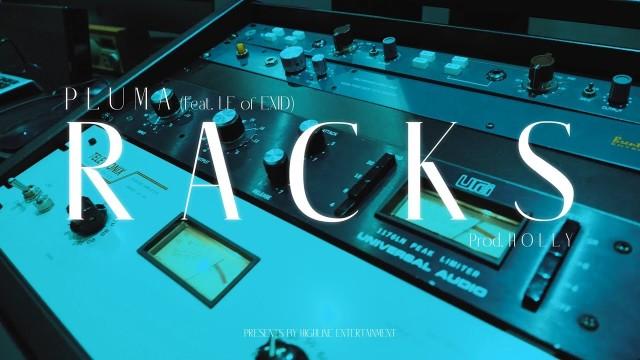 [Making Film] 플루마(PLUMA) - RACKS (Feat, LE of EXID) (Prod. HOLLY)