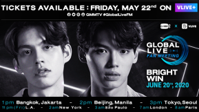 Bright & Win - Global Live Fan Meeting