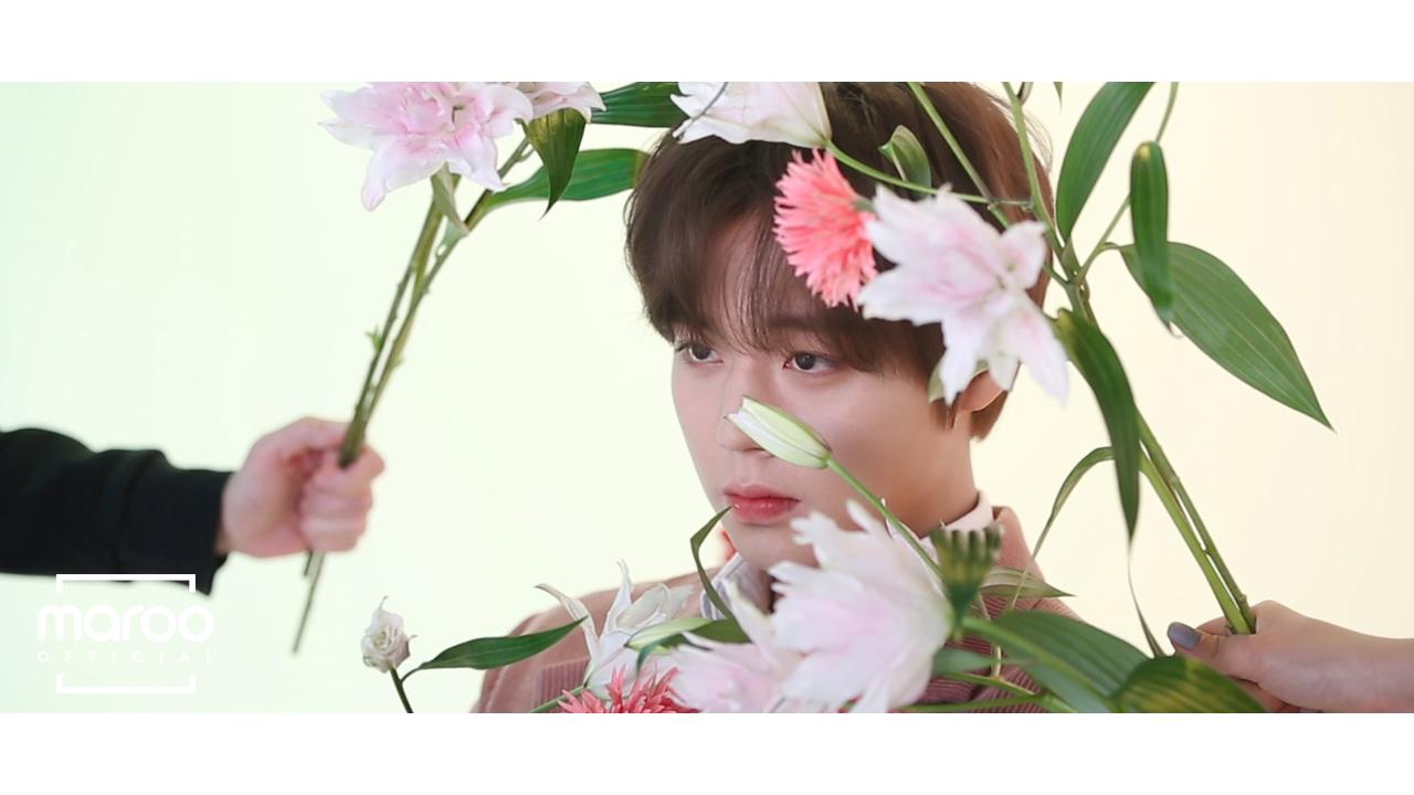 [WING-H!ND] 메이 2기 팬키트 'MAY BOUTIQUE' 촬영 비하인드