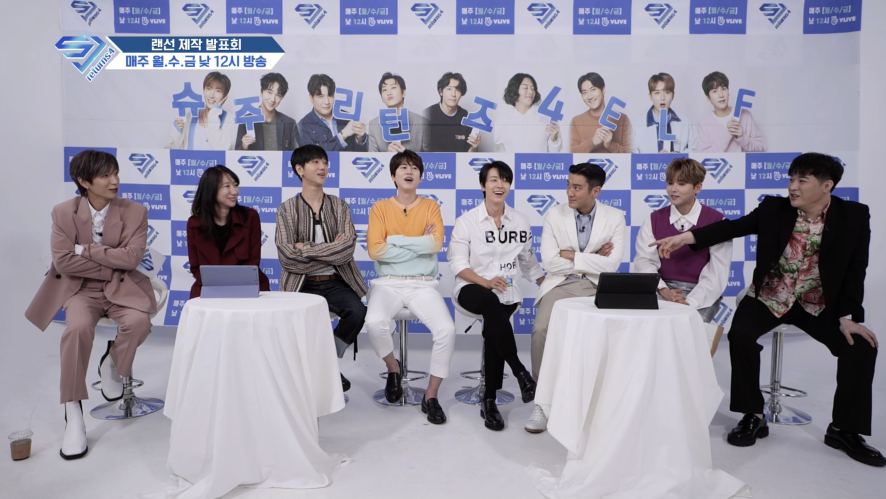 """SJ returns4"" Online Press Conference"