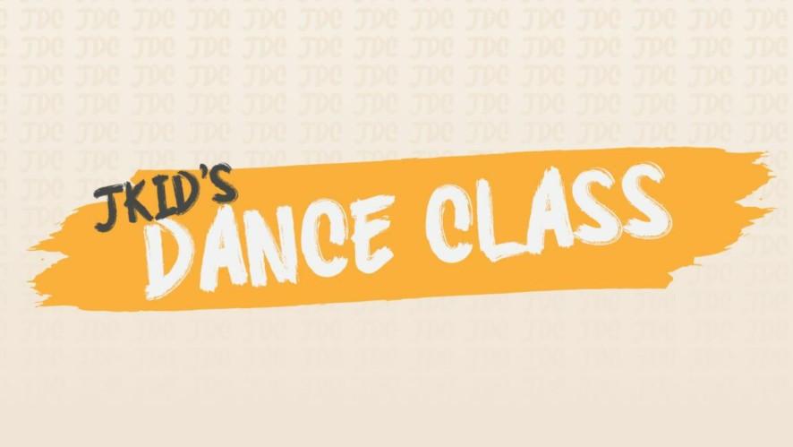 [ENOi] J-KID의 Dance Class🐹#02