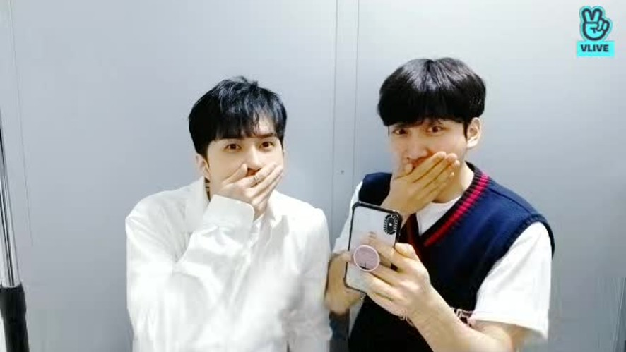 Nose Nose Brothers~~~~><Again!!!8th Anniversary VIXX!!!!!!