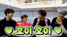 NCT talking about old-fashioned snacks