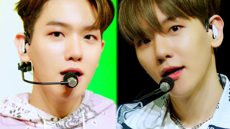 BAEKHYUN 백현 'Candy' (Spicy & Sweet Ver.) @BAEKHYUN THE STAGE