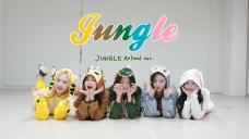 "BVNDIT(밴디트) - ""JUNGLE"" Dance Practice (JUNGLE Animal Ver.)"