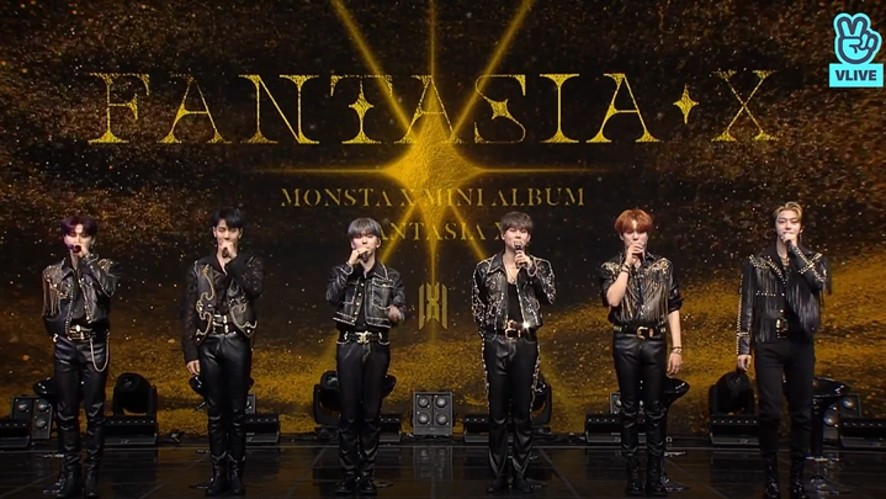 [Replay] MONSTA X COMEBACK SHOWCASE < FANTASIA X >