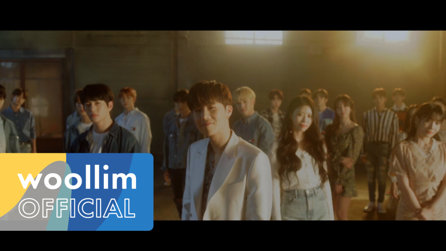 With Woollim 'Relay' MV