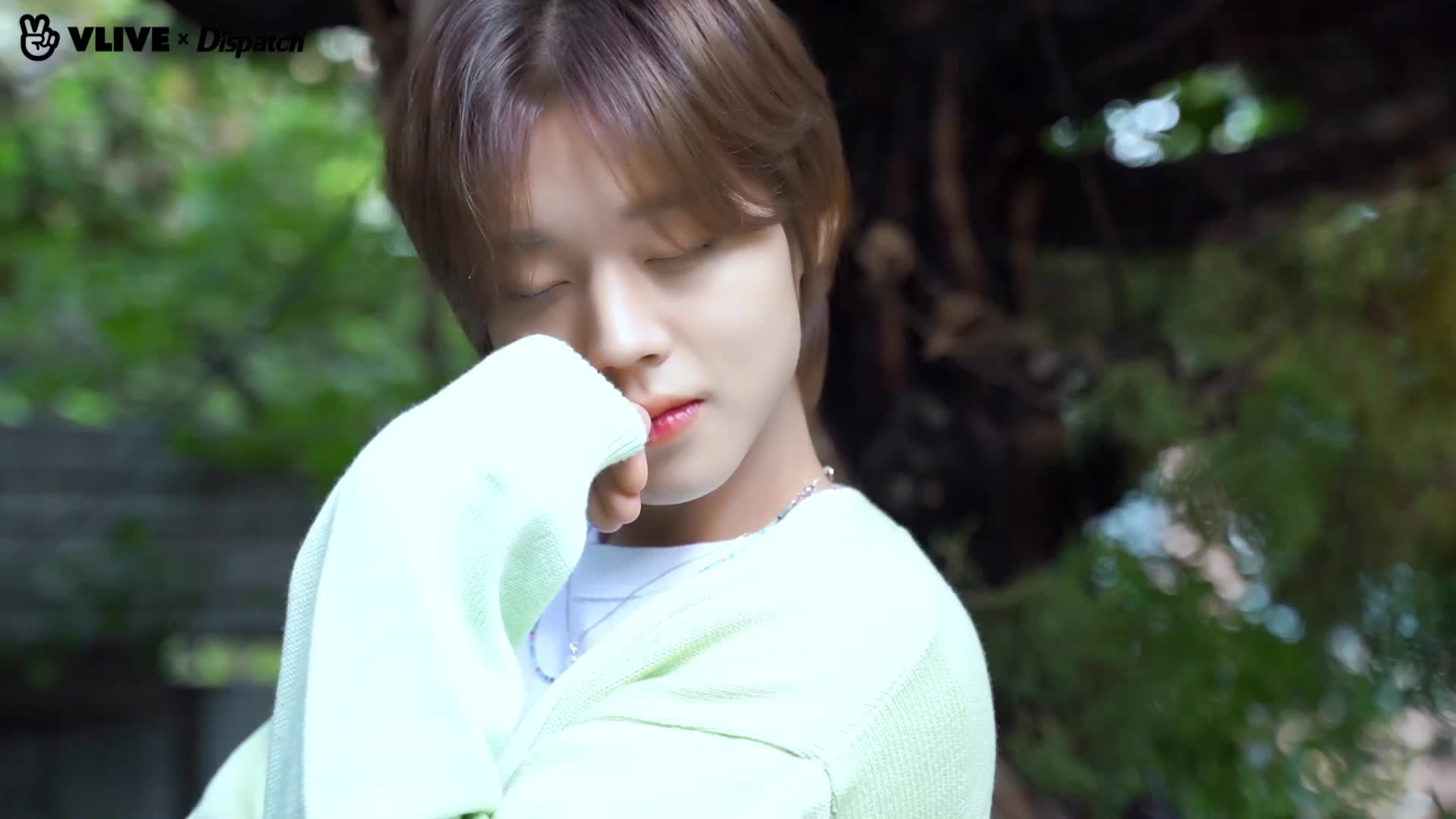 "[ⓓxV] ""초록 초록한 지훈이"" (PARK JI HOON)"
