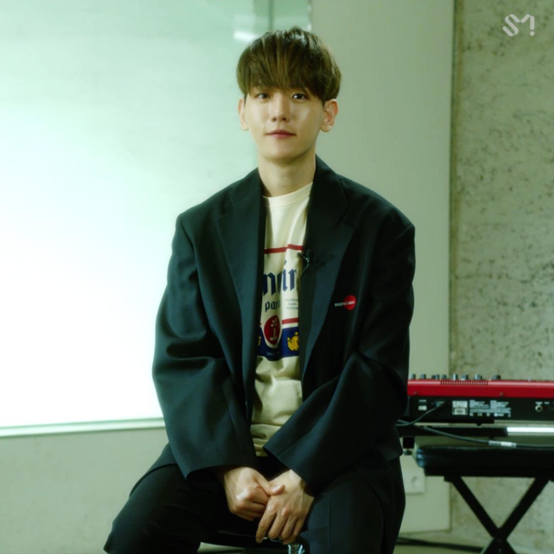 [STATION] 쏘 스윗🍭 백현 'Love Again' Live Video #비하인더스테이션