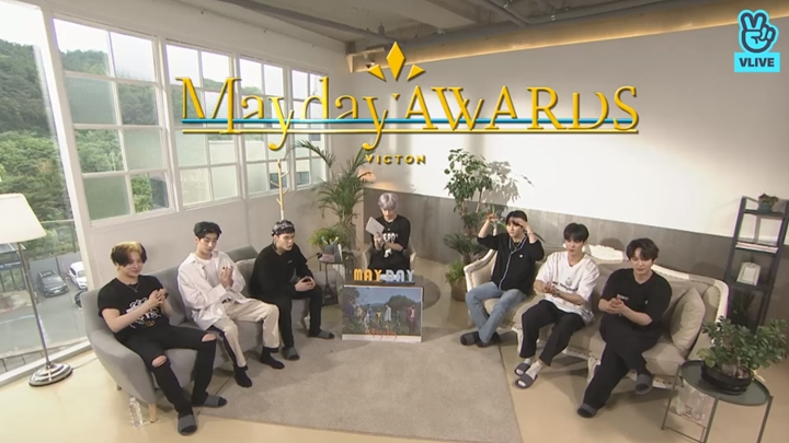 [Replay] VICTON 2ND SINGLE ALBUM 'MAYDAY' COUNTDOWN LIVE