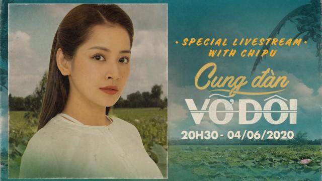 Cung đàn vỡ đôi MV LIVE Talk cùng Chi Pu