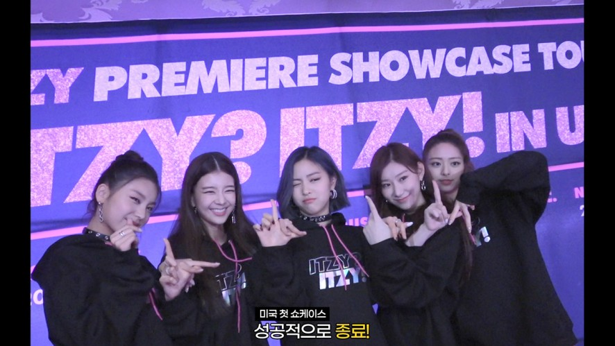 ITZY(있지) IT'z TOURBOOK in USA EP03