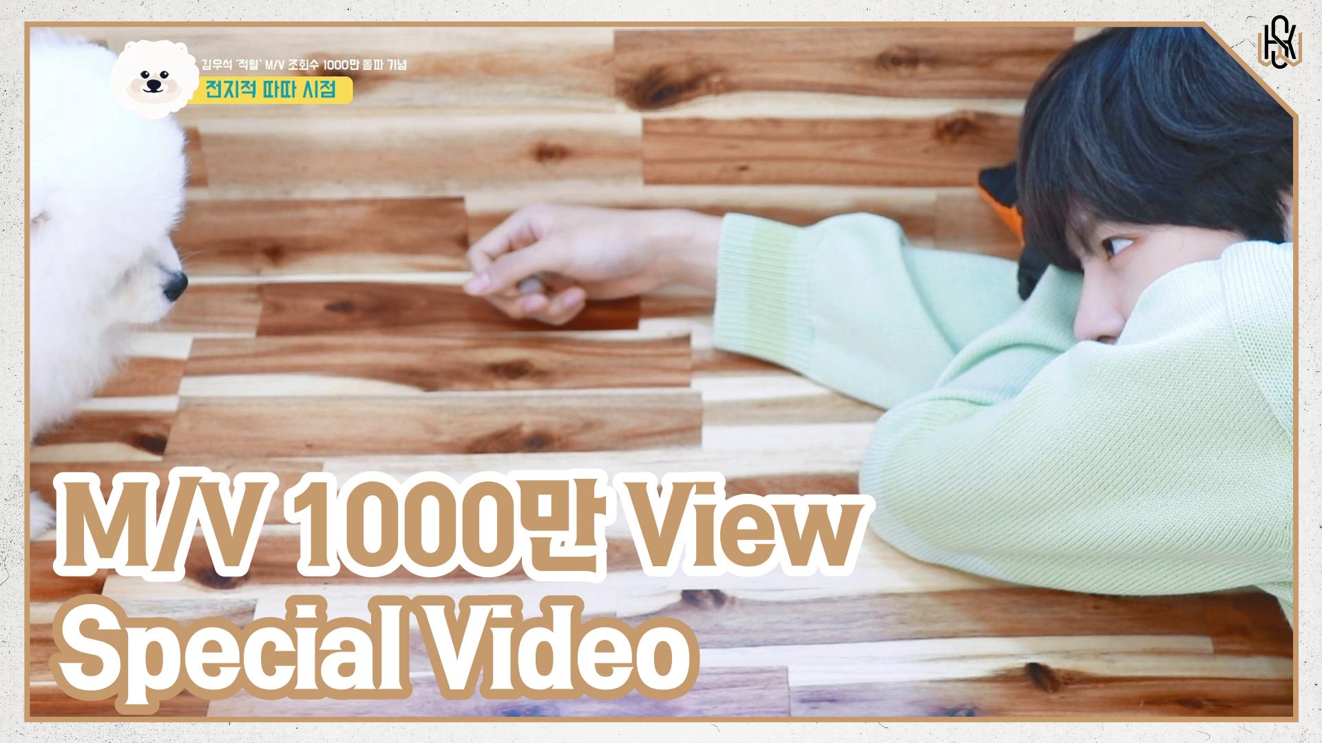 [SPECIAL VIDEO] KIM WOO SEOK (김우석) - 전지적 따따 시점
