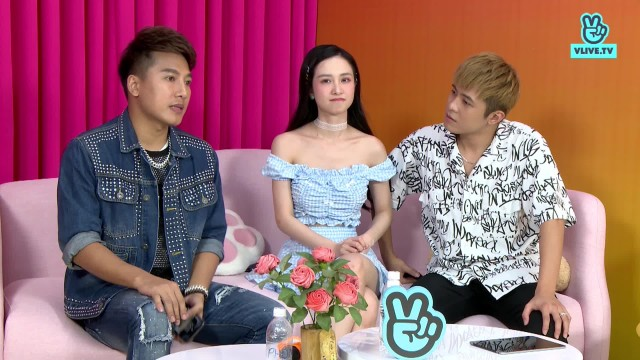 [Hậu Trường] V Heartbeat Weekly with Chau Khai Phong