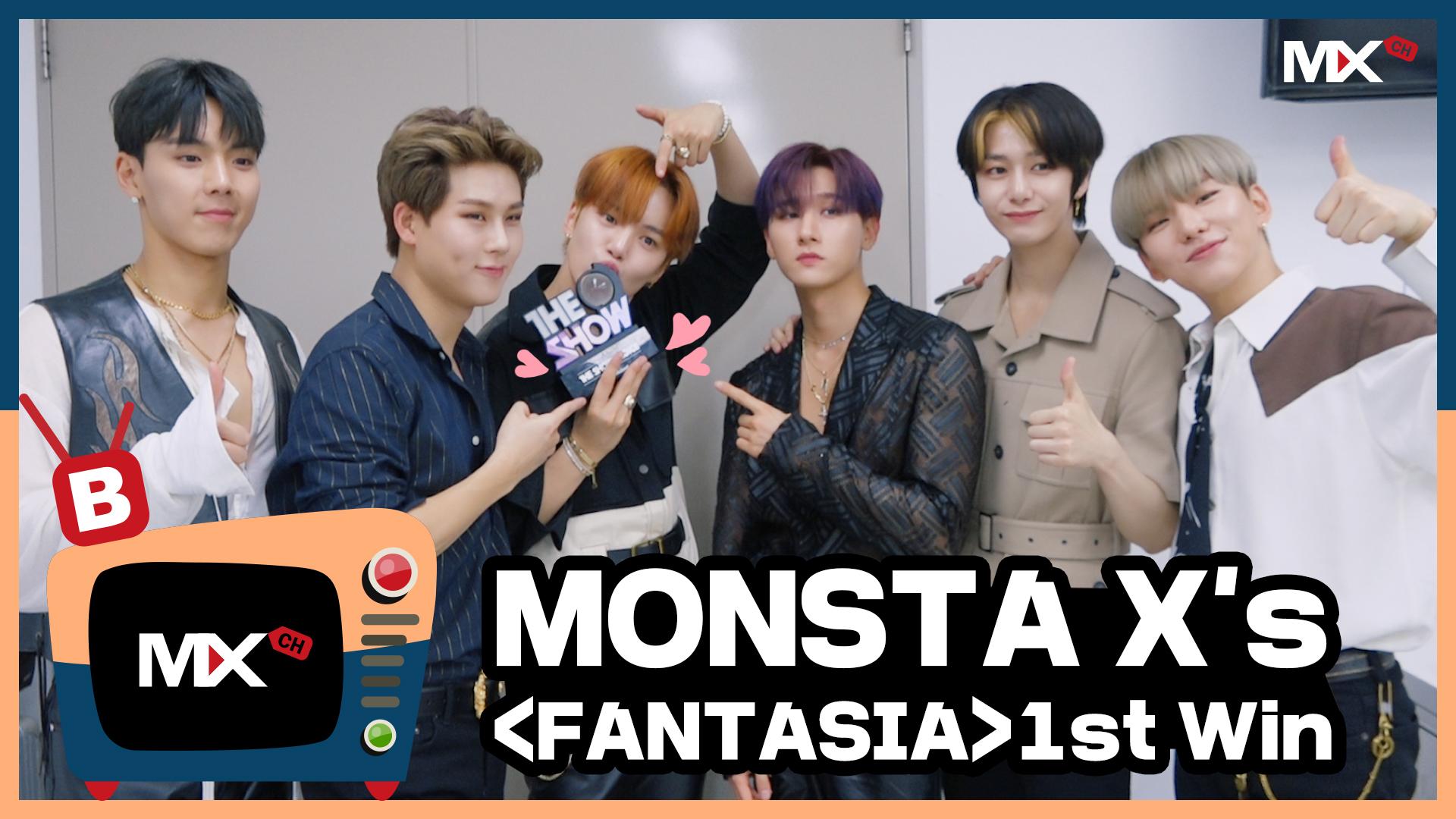 [몬채널][B] EP.175 MONSTA X 'FANTASIA' Win